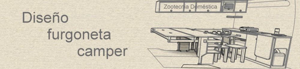 Diseño furgo camper