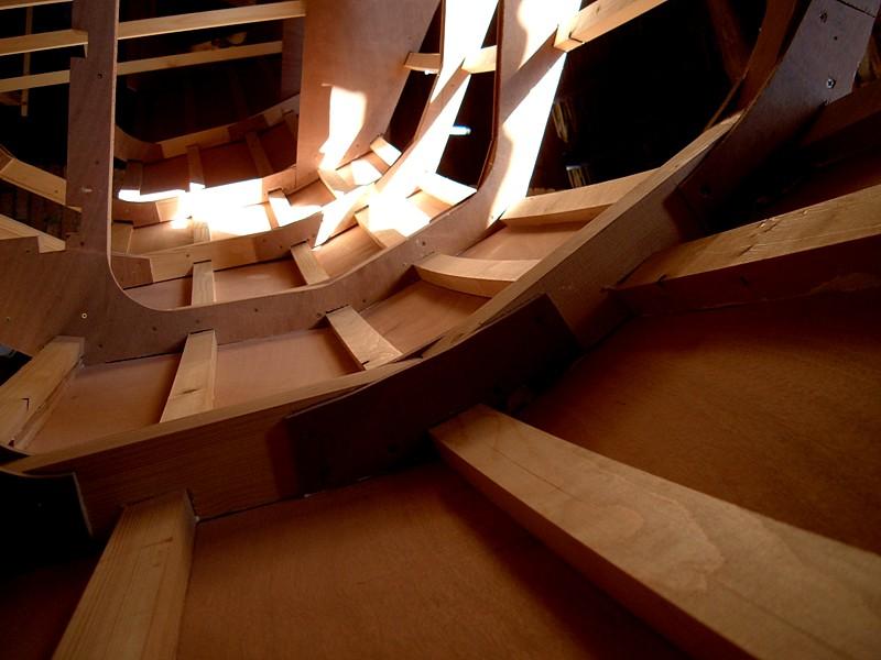Como construir un velero