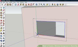 sketchup interfaz
