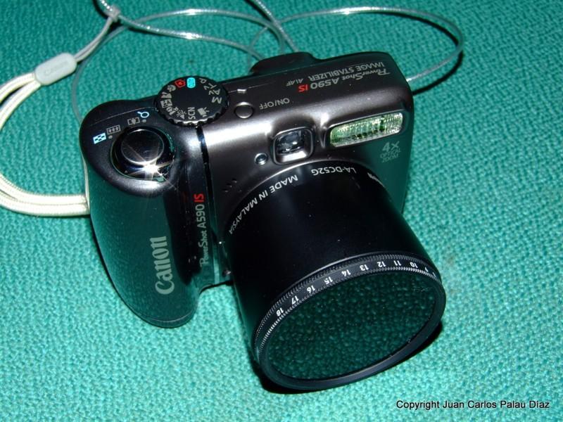 Compacta Canon A540