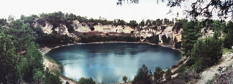 Laguna Parra. Los Palancares. Cuenca.