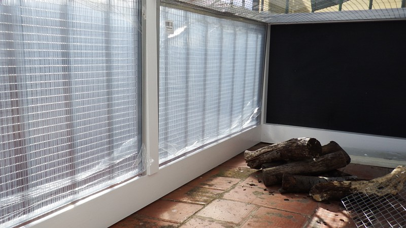 TTerrario exterior policarbonato