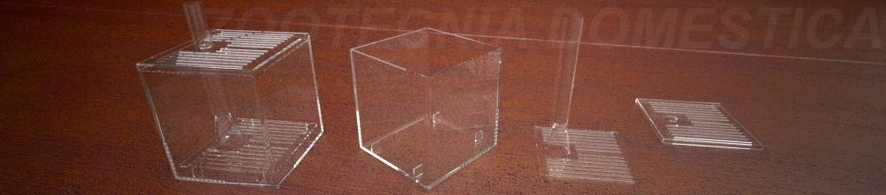 Filtro de caja, de esquina