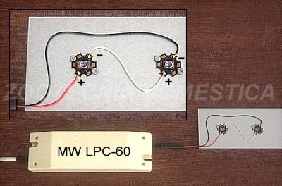 Conexión directa LED