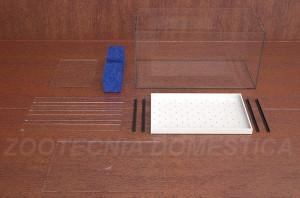 Componentes seco húmedo básico