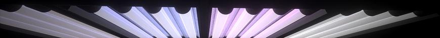 Fluorescentes, panorámica