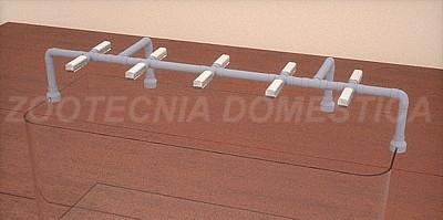 Pantalla PVC compactas LED