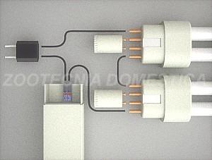 PL-L doble (En serie)