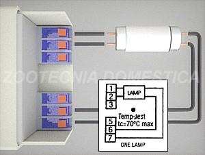 Electrónica doble en simple