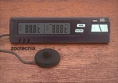 Termómetro sonda