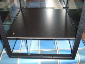Montaje panel separador