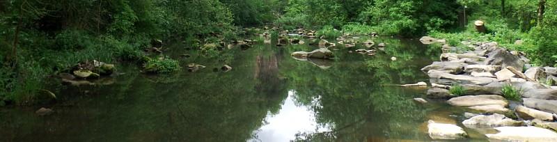 Fluvia basáltico