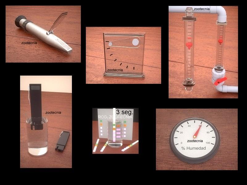 Medición, instrumentos de medida