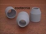 PVC, casquillo reducción