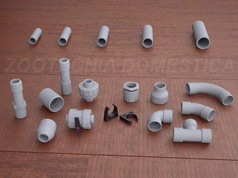 Componentes PVC