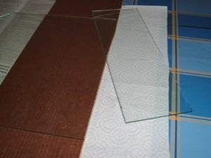 Vidrio cortado
