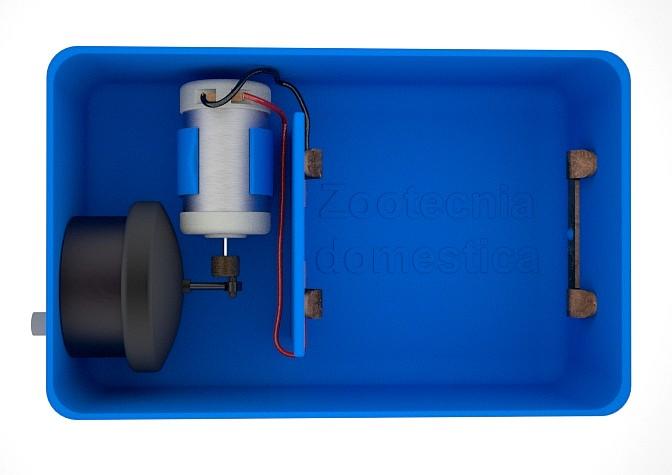 Compresor de aire a baterías