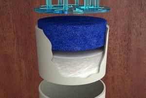 Gestión de compartimentos de filtrado