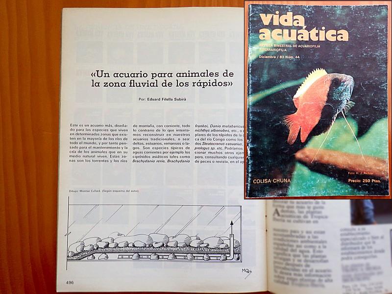 Revista Vida Acuática