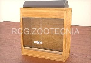 Terrario sinsectario madera (Fásmidos)