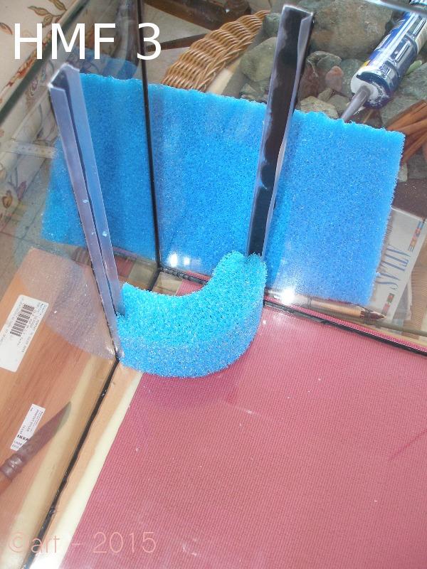 Hamburguer mattenfilter