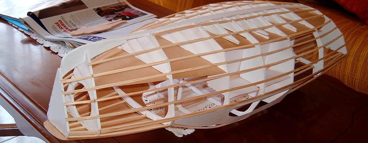 Como construir velero