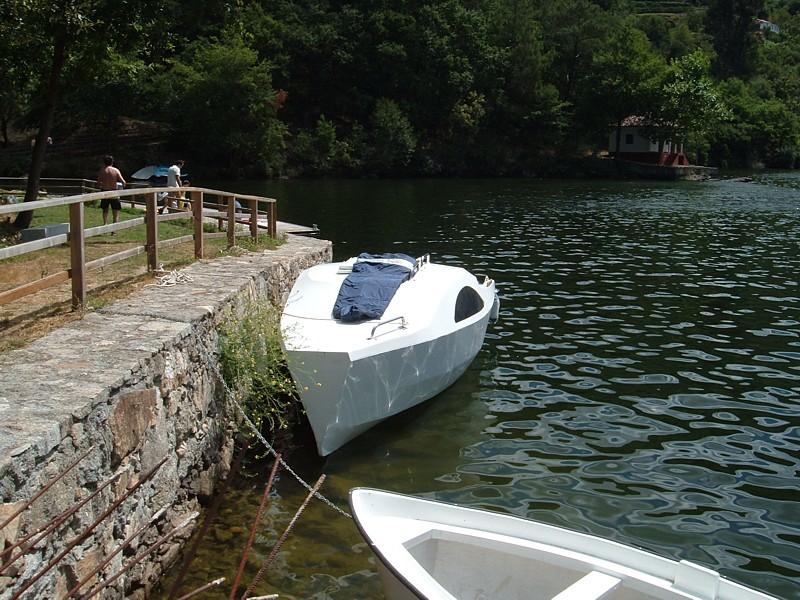 Construir velero. Miñ