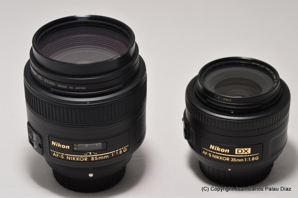 Ópticas Nikon