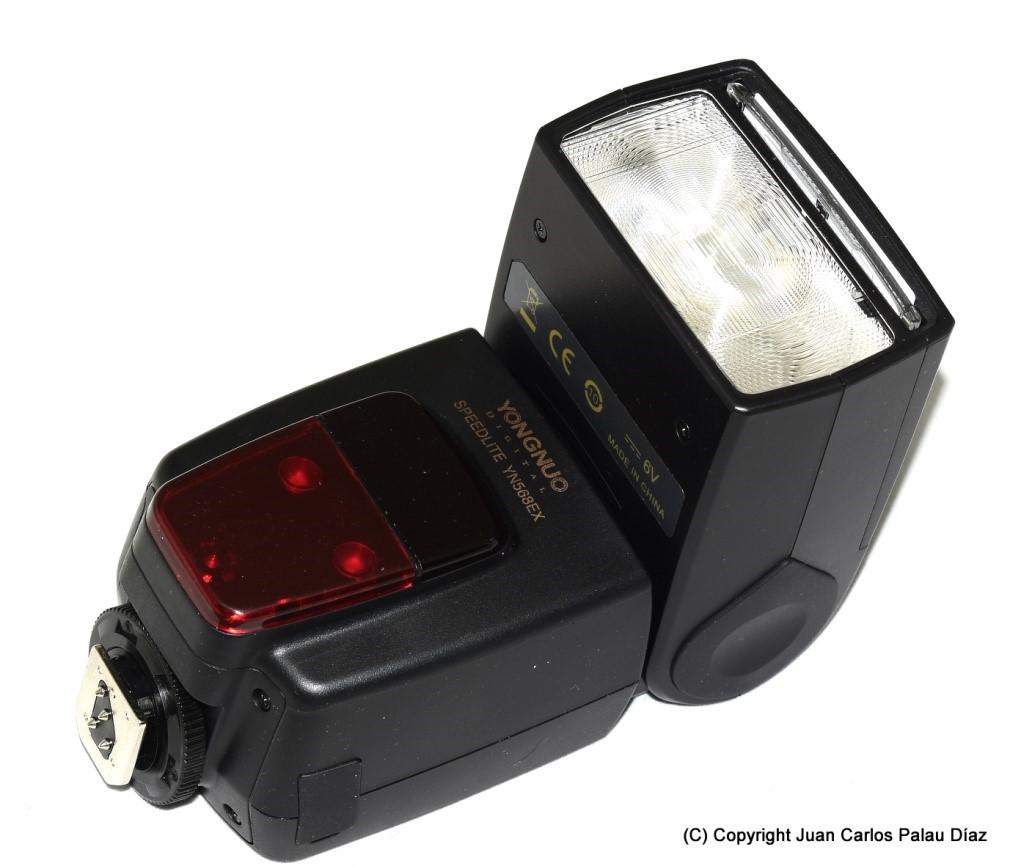 Flash Yongnuo 568 EX para Nikon