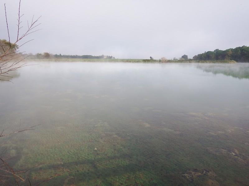 Clot inundado