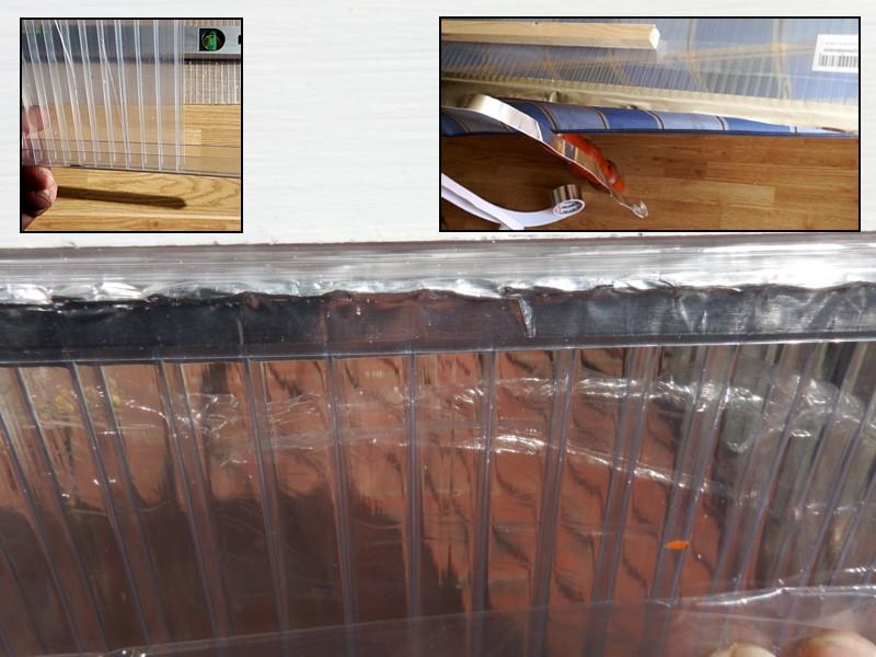 Invernadero reptiles, policarbonato
