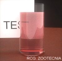 Agua cianobacteria