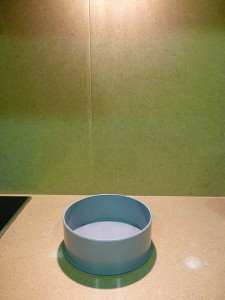 Filtro canister PVC