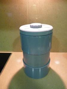Filtro externo PVC