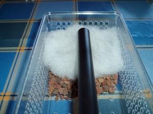 Filtro de goteo