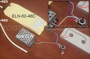 Regulacion LED