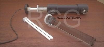 Lámpara esterilizadora UVc