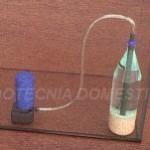 Lecho fluidizado botella