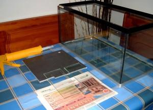 Filtro de laberinto, componentes