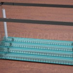 filtro placa ondulada