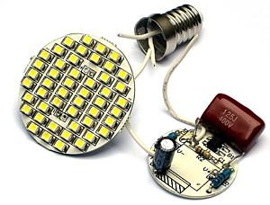 Electrónica compacta LED