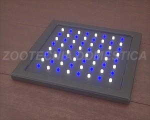 Panel dip LED acuario