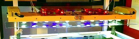 Pantalla Power LED