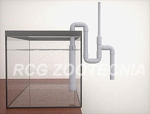 Rebosador en PVC