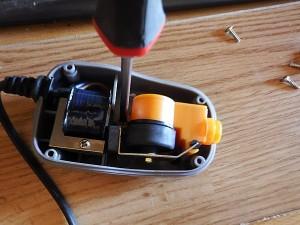 Desmontar cámara