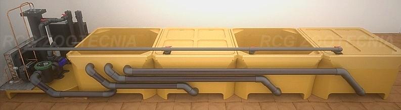 Depuradora marisco modular