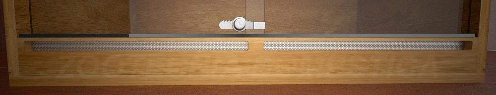 Terrario madera, panorámica