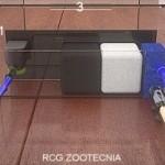 Filtro laberinto acuaterrario