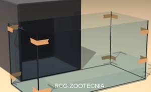 Construcción acuario