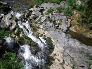 Zona basáltica. La caña (La Canya)